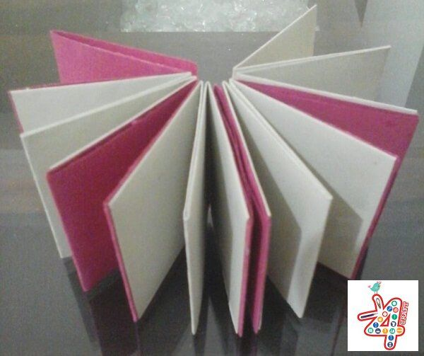 Camp Smartypants: Paper Heart Note-Fold Tutorial ♥ | 503x600