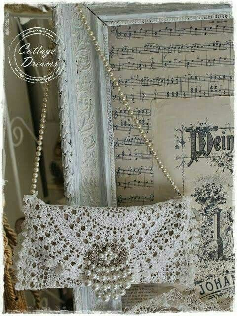 Doilies and Pearls