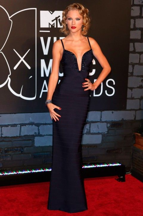 Taylor Swift at the MTV Video Music Awards 2013