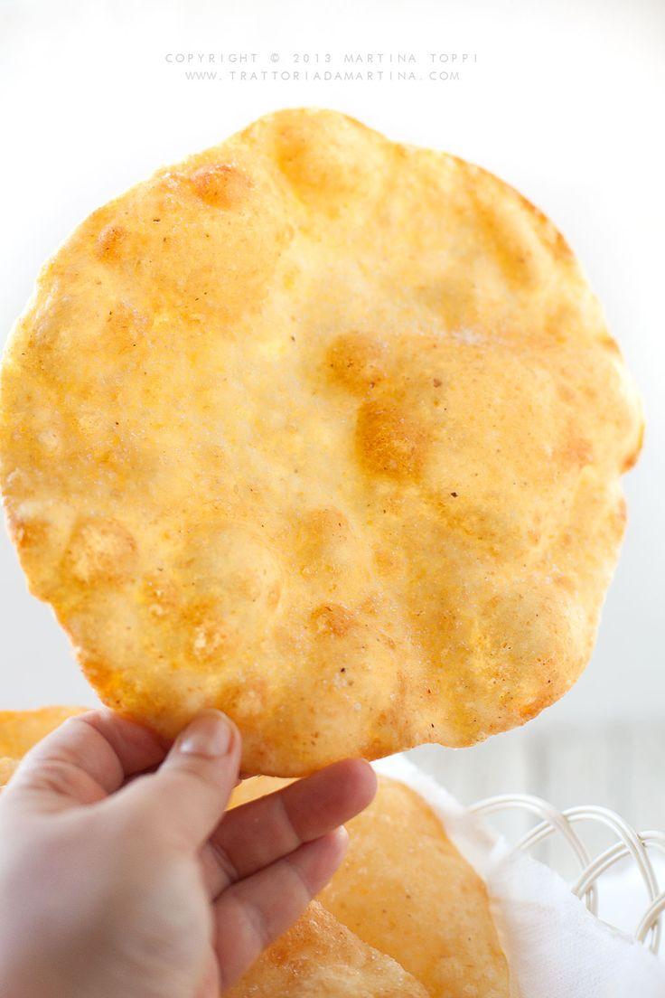 Frittelle di polenta