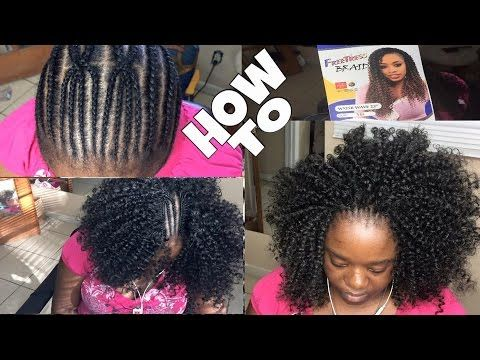 how to style hair with water 258 best images about crochet braids styles on 4270