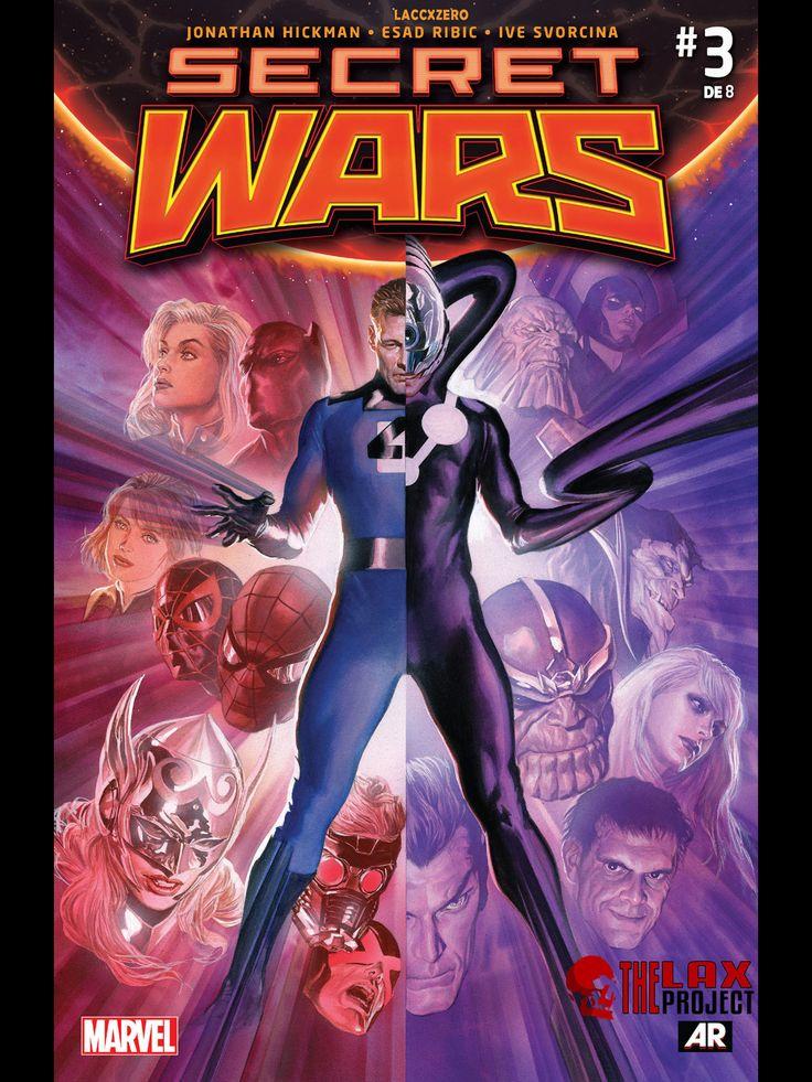 Secret war 3