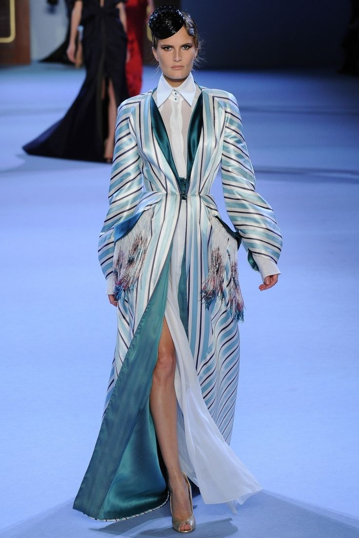 Ulyana Sergeenko | Коллекции весна-лето 2014 | Париж | VOGUE