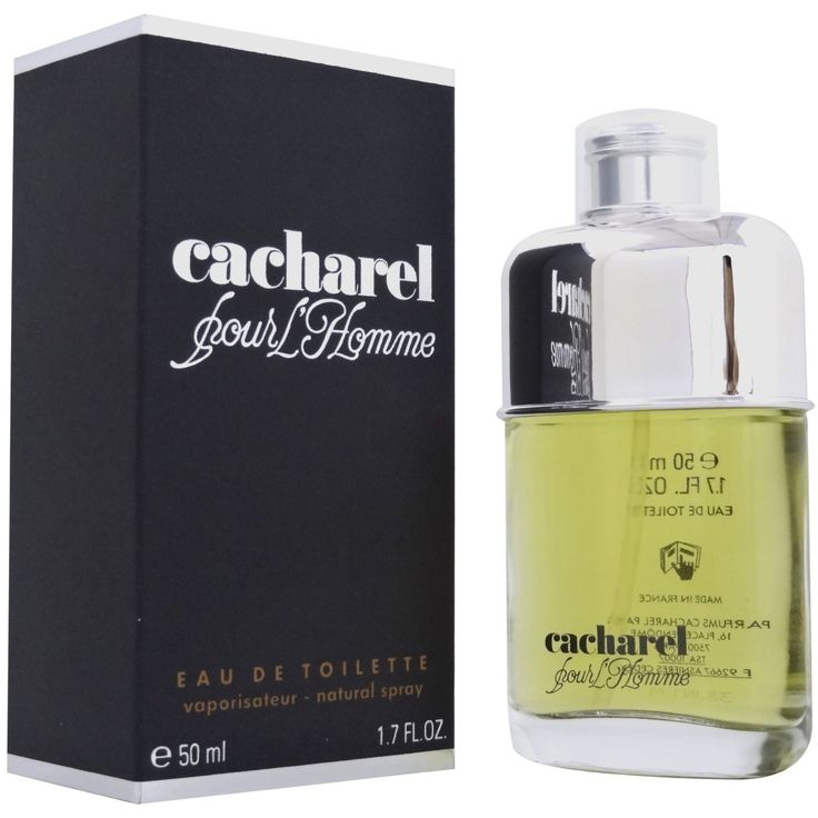 Cacharel Pour Homme By Cacharel For Men EDT 1.7 Oz
