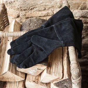 Gauntlet Gloves - fireplace accessories