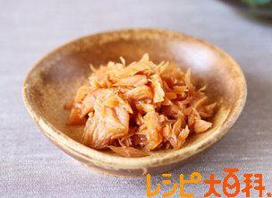 鮭フレークのレシピ・作り方 | 塩ざけ【AJINOMOTO PARK】