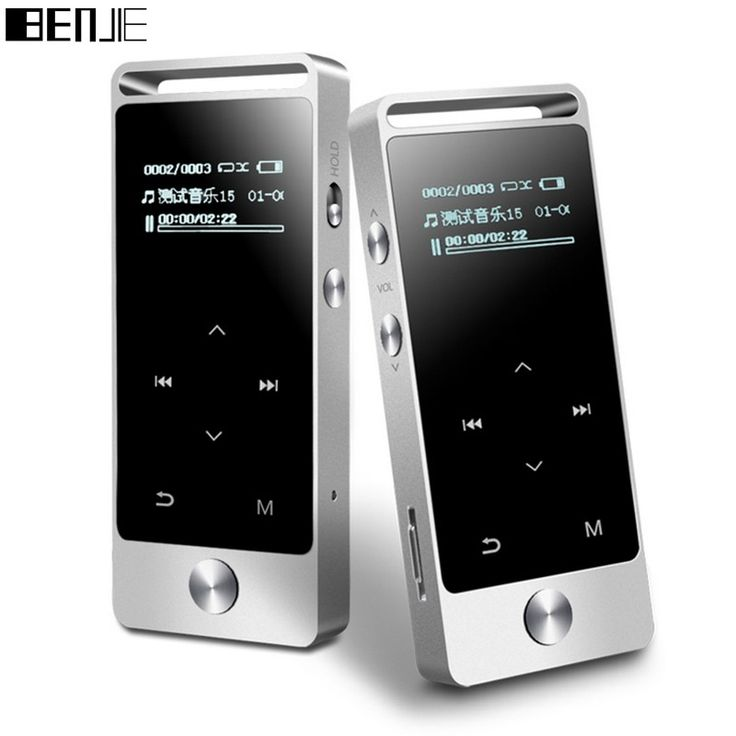Buy online US $21.95  Original BENJIE S5 real 8GB lossless HiFi MP3 Music player Touch screen High sound quality metal MP3 E-book FM radio Clock Data  Get promo for product: Tablet PC