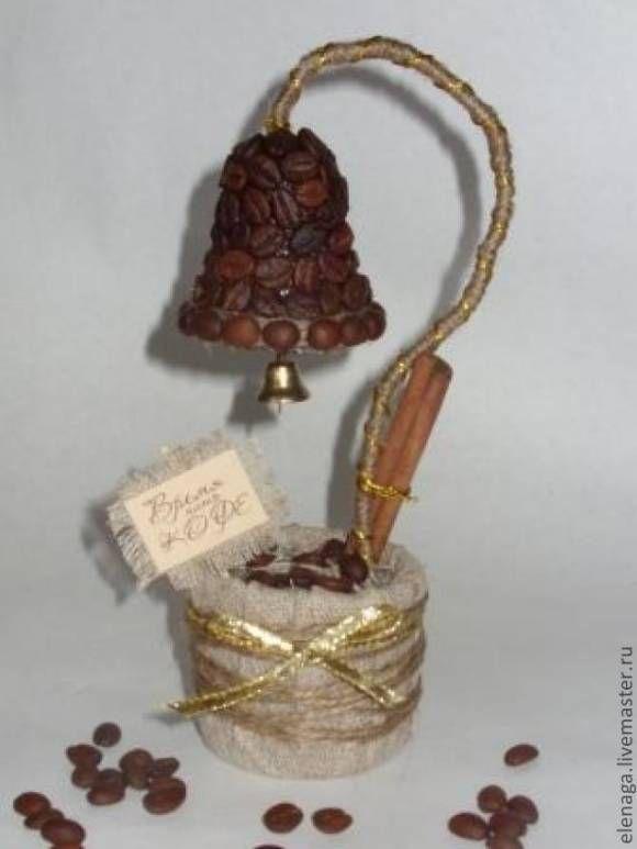Кофейнок дерево в образе колокольчика фото 1
