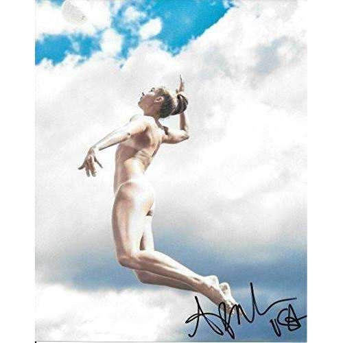 April Ross, USA Olympic, Volleyball Player, Signed, Autographed, 8x10, Photo, a COA with the Proof Photo of April Signing Will Be Included-.