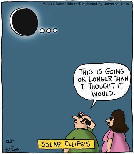 Solar Ellipsis
