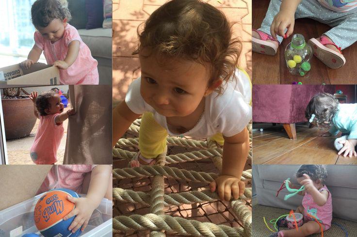 25 brincadeiras para bebês de 12 a 18 meses -  brincadeiras