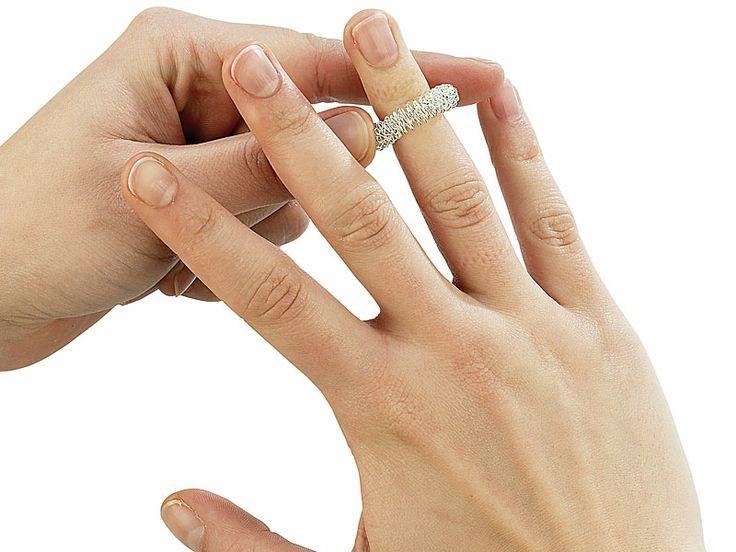newgen medicals Reflexzonen Massage Ring