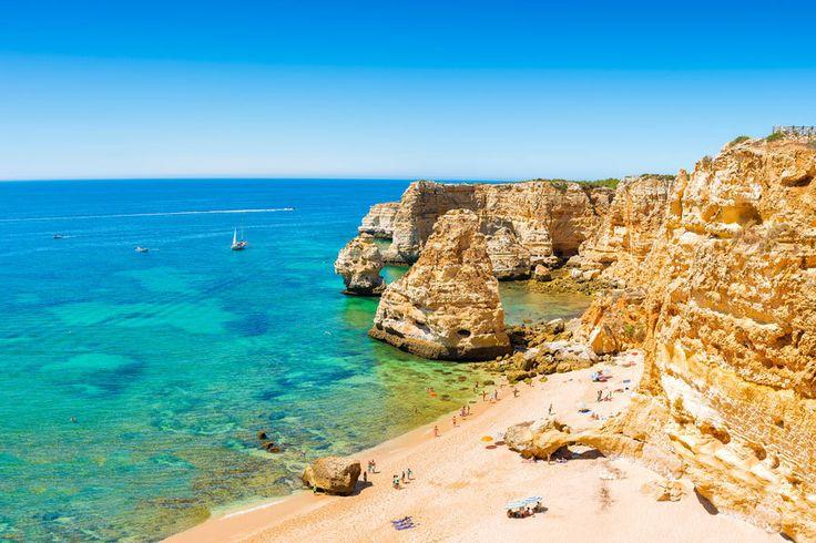 Portugal: Die zehn schönsten Strände der Algarve - TRAVELBOOK.de