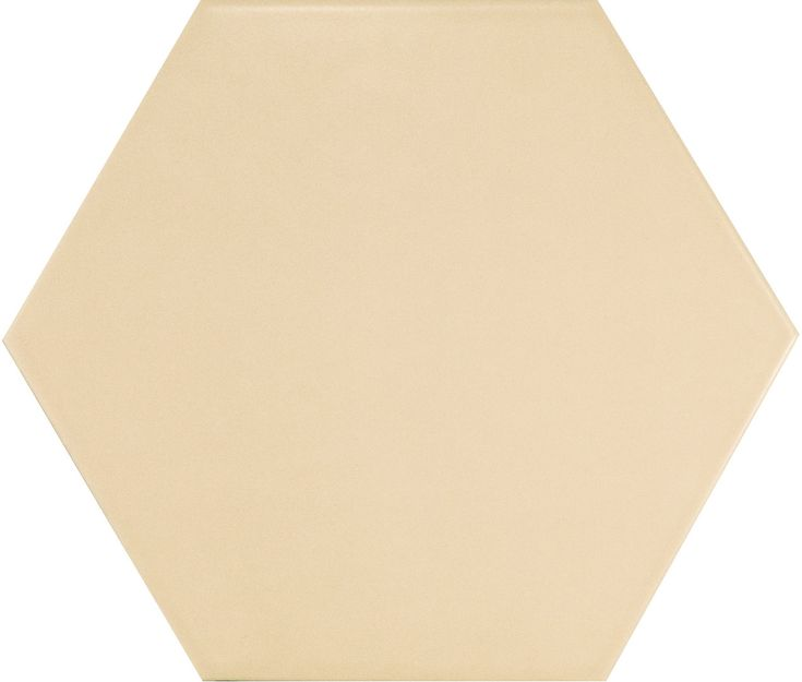 bodenfliese sytebo mate beige cm hexatile gnstig kaufen - Bodenfliese Beige Matt