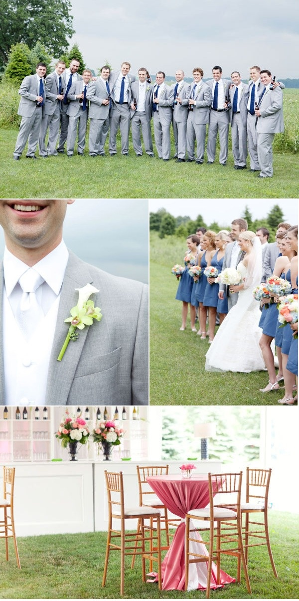 nice gray suits