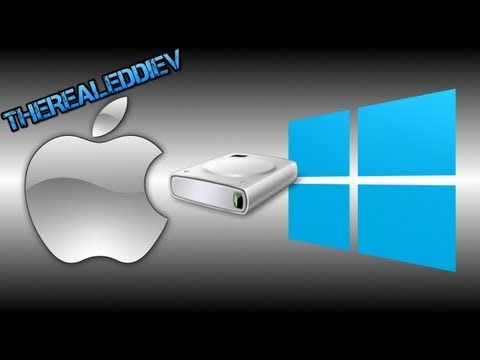 How to make your external Hard Drive Compatible with Mac and PC - YouTube