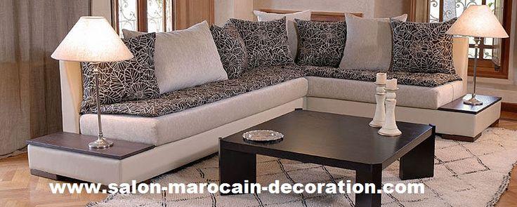 le choix de tissu pour habiller ces meubles est très important pour donner une jolie décoration à l'intérieur de votre salon marocain, aujourd'hui sur le site officiel de notre boutique spécialiste dans la vente et création en ligne des beaux...Savoir plus