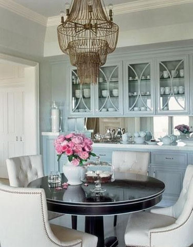 Dining Room: Three Factors To Consider For Finding The Pedestal Round Dining…