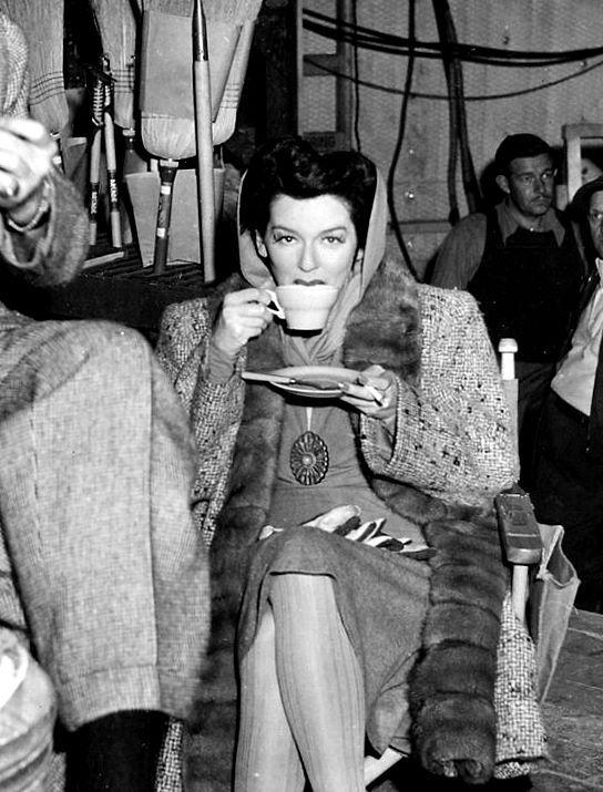 Rosalind Russell (June 4, 1907 - November 28, 1976, age 69)