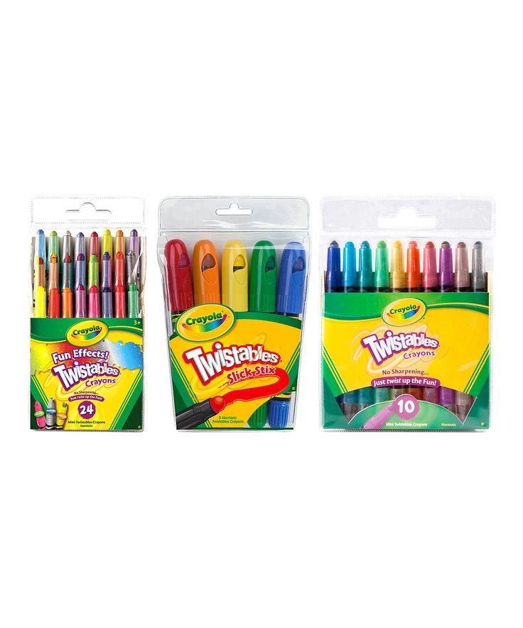 88 best Crayola images on Pinterest | Escolares, Material escolar y ...