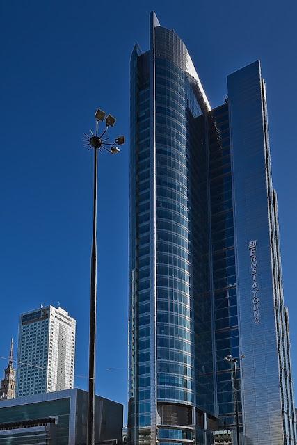 Rondo 1 building, Warsaw