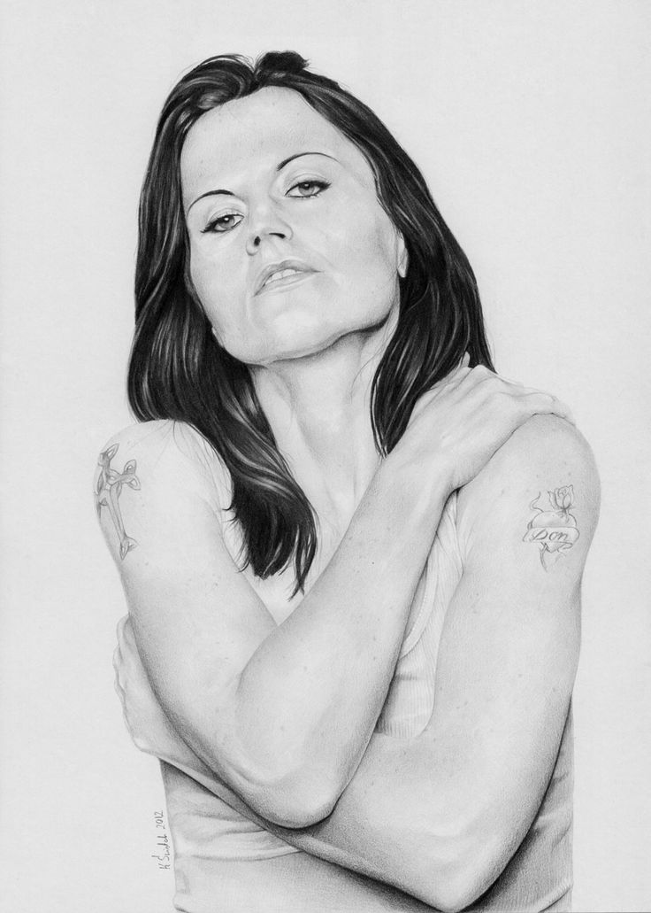 Dolores O'Riordan / The Cranberries