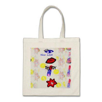 #trendy - #Trendy New Look Tote Bag