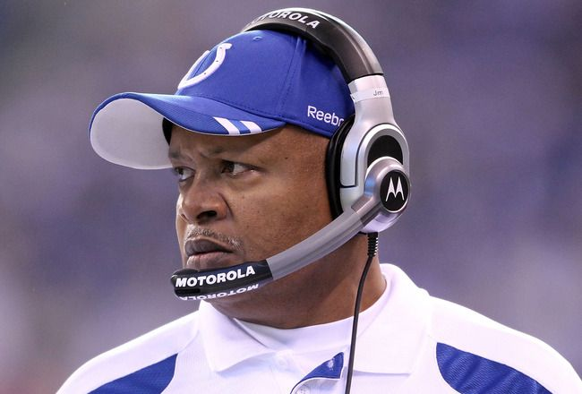 Jim Caldwell Is Detroit Lions Head Coach; From Tony Dungy Coaching Tree