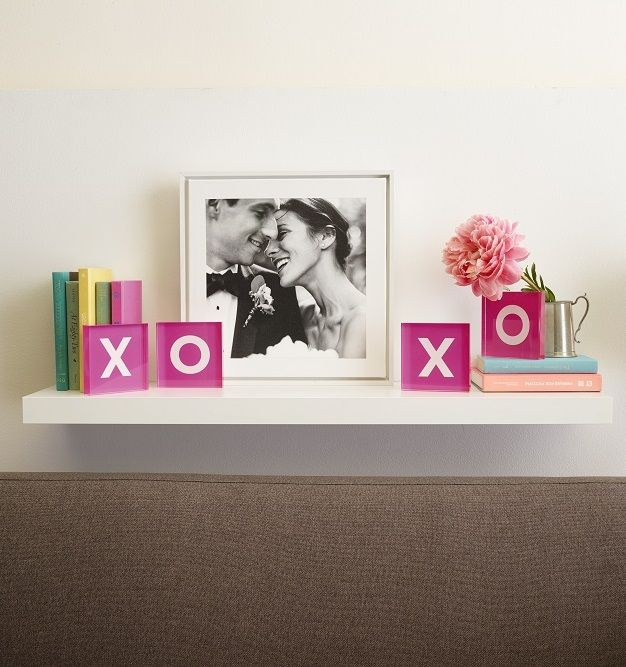 Spell It Out This Valentineu0027s Day With Custom Acrylic Photo Blocks. Say  XOXO And Visit
