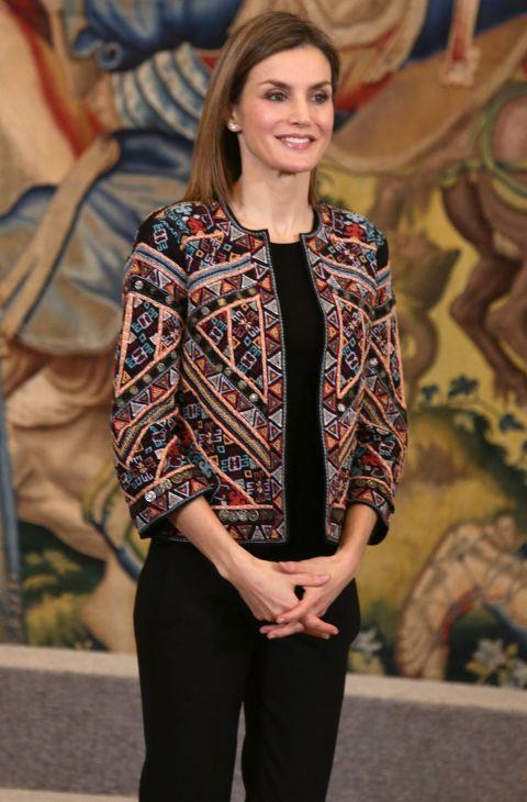 El Botón Dorado: RETO: ¿Nos hacemos una chaqueta étnica?