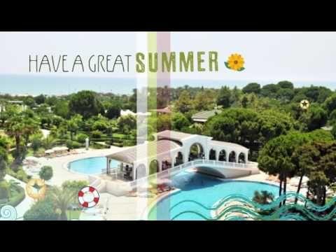 What a lovely #day for holiday!  Tatil için #harika bir gün! #summer #fun #enjoy #holiday #veneziapalace www.veneziapalace.com