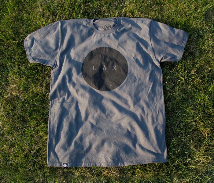 6x6 Lacrosse Ballin lacrosse shirt