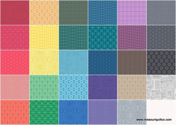Color Collection, Modern Quilt Studio, Andover, Modern blender fabric