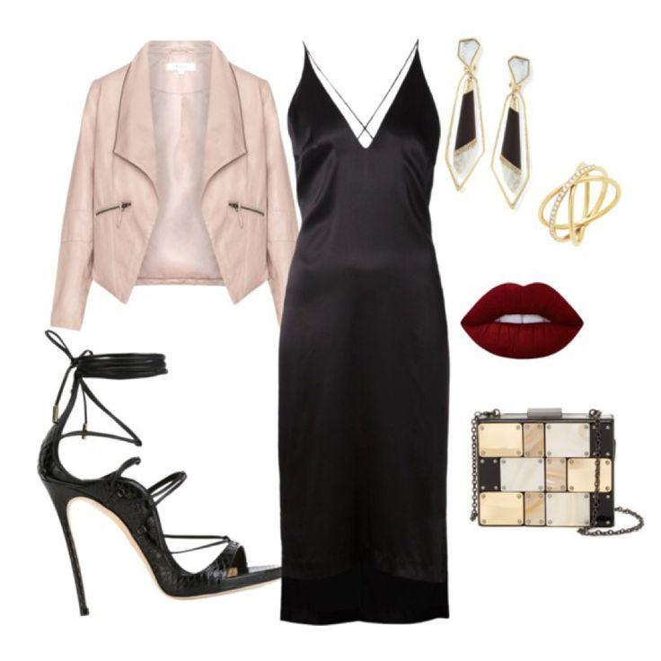 Style slip dress