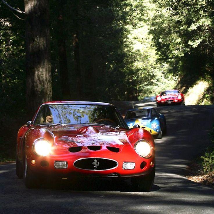 Ferrari 250 GTO en venta privatelyAgent4Stars.com