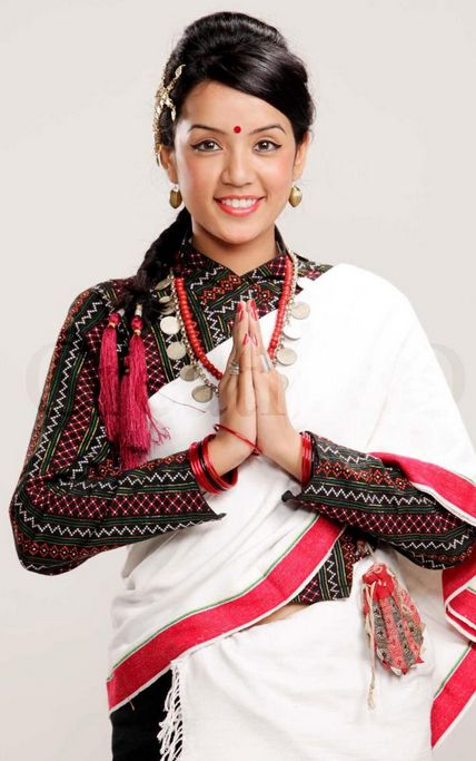 27 best images about nepali costumes on Pinterest ...