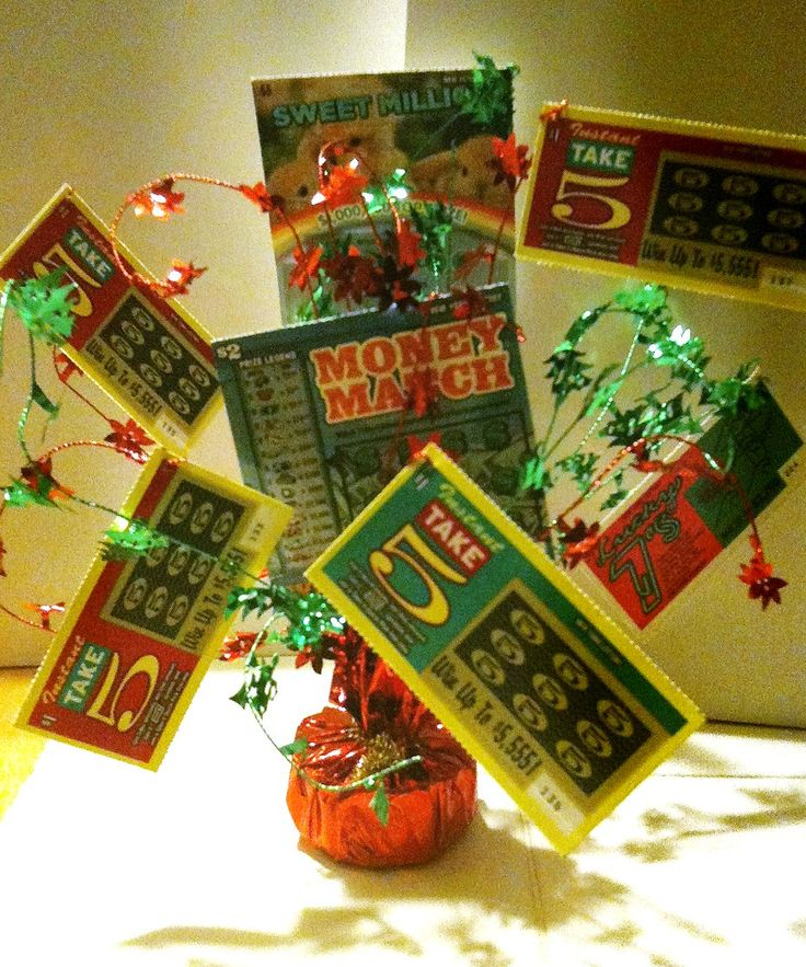 13 best Lottery ticket tree images on Pinterest