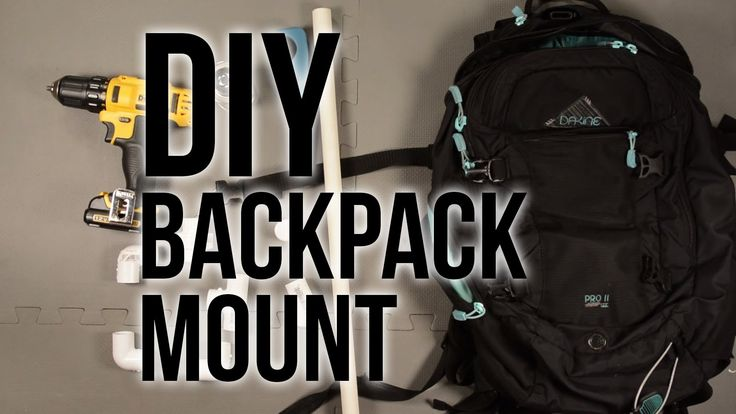 DIY Backpack Mount: GoPro Tips and Tricks