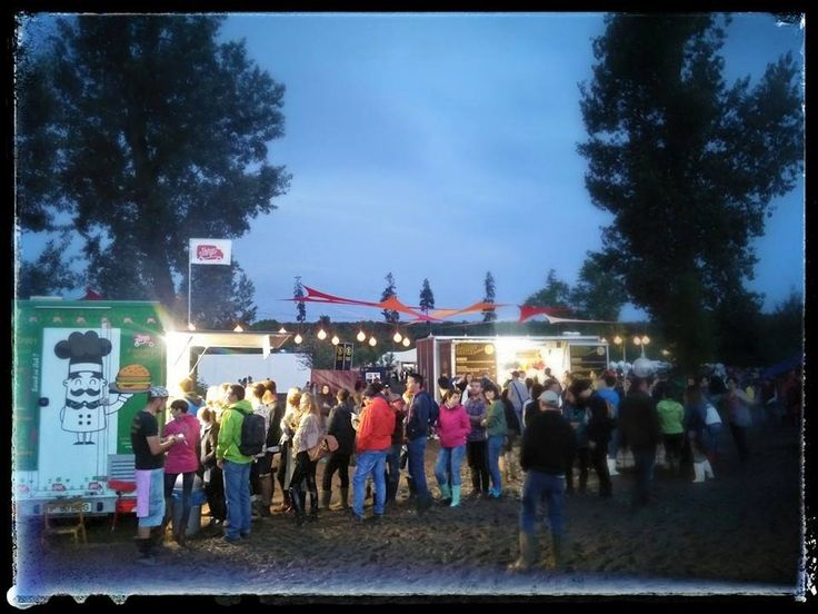 Urban Burger Bucuresti - Electric Castle 2015