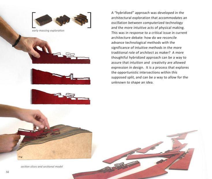 Undergraduate architecture portfolio l gicas y for Arquitectura parametrica pdf