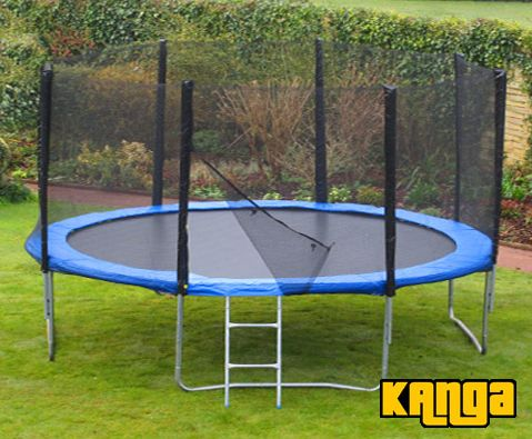 Trampoline Warehouse 16ft £289