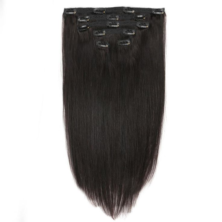 Real Beauty Brazilian Clip In Remy Hair Extensions…