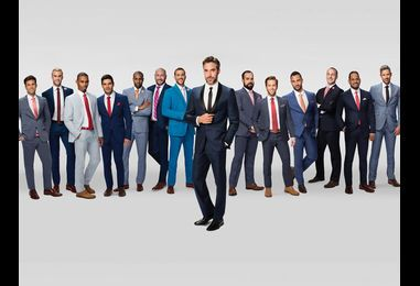 Gay Bachelor -- Cast Revealed ... Every Dude's Crazy 'bout Sharp Dressed Men (PHOTO GALLERY)