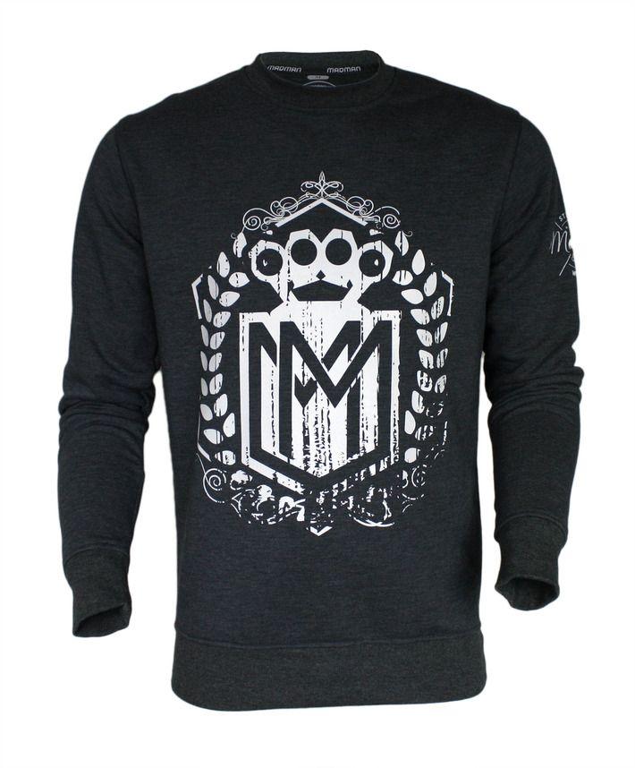 Bluza 'Logo' - przód ---> Streetwear shop: odzież uliczna, kibicowska i patriotyczna / Przepnij Pina!