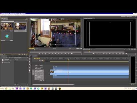 HOW TO SYNC CLIPS IN PREMIERE PRO CS6