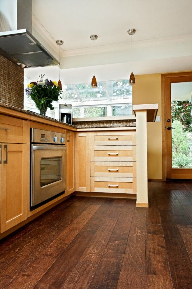 Birch Is A Popular, Domestic Choice For Flooring. Engineered Birch Offers A  Great Price