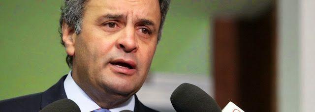 Não deu no Jornal Nacional: Aécio é derrotado em ação contra sites de buscas