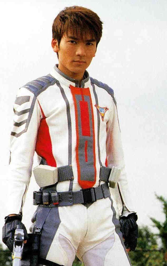 Hiroshi Nagano In Ultraman Tiga