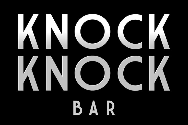 Secret snaps from Knock Knock, a conceptual speakeasy bar hidden in the side streets of Cape Town.