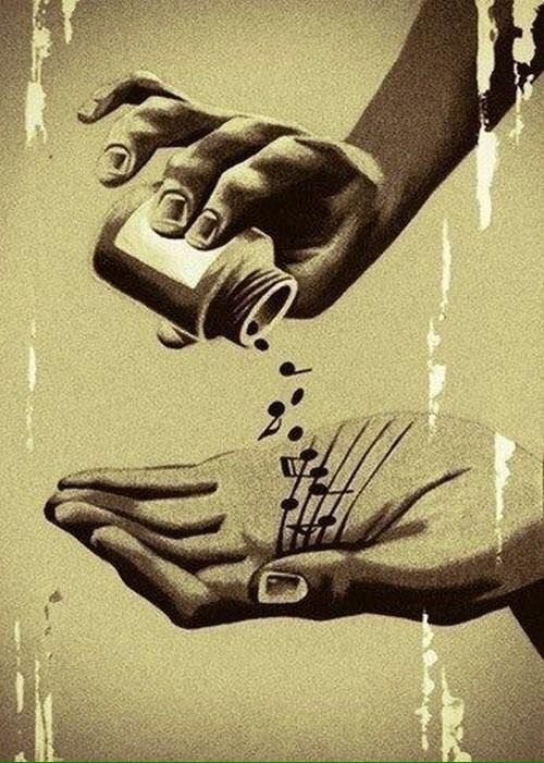 Music therapy. Take as needed #musicophilia #art